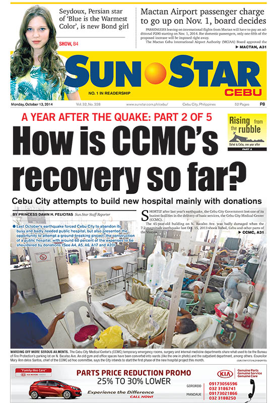 Sun.Star Cebu Bohol report Part 2