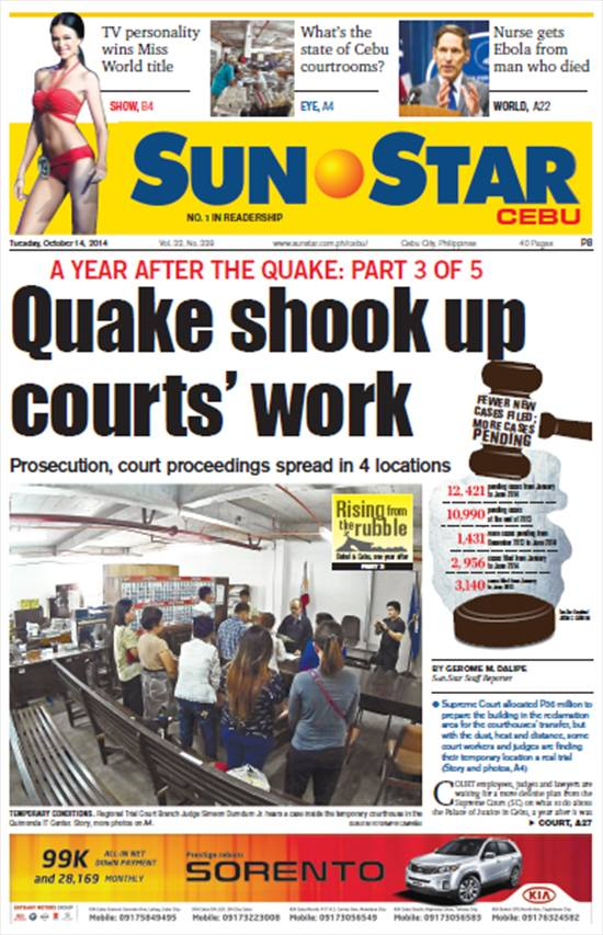 Sun.Star Cebu Bohol report Part 3