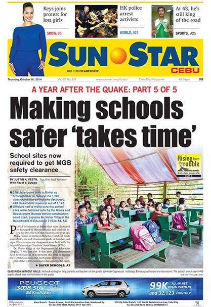 Sun.Star Cebu Bohol report Part 5